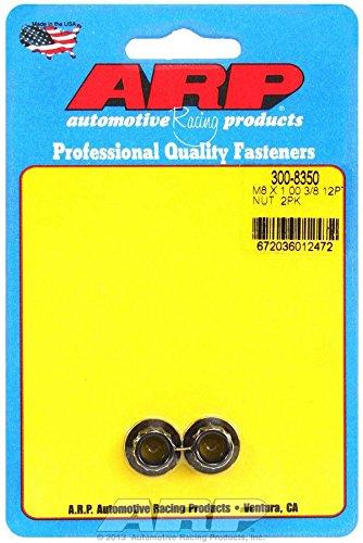 ARP 300-8350 Nut Kit, M8 x 1.00'', Pack of 2 by ARP (Image #1)