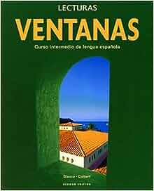 Amazon.com: Ventanas - Lecturas: Curso Intermedio De