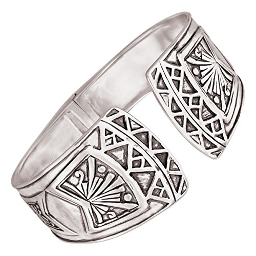 Silpada 'Willow Hinge' Sterling Silver Cuff Bracelet, - Fashion Willow Group