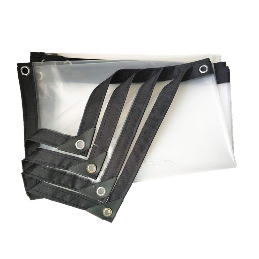 4MX7M  Dyl Feuille imperméable de Feuille en Plastique de résistance imperméable à l'eau pour Tirer l'usine prougeectrice, Tailles Transparentes et Multi