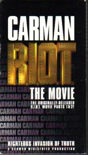 Riot: The Movie [VHS] - Mall Copley