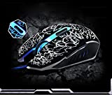 Mouse ,ZYooh Professional Colorful Backlight