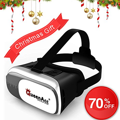 QueenAcc Virtual Reality Compatible Smartphone