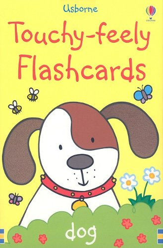 Touchy-Feely (Chunky Flashcards for Babies)