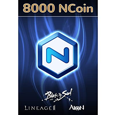 NCsoft NCoin  400 Coins [Online Game Code]