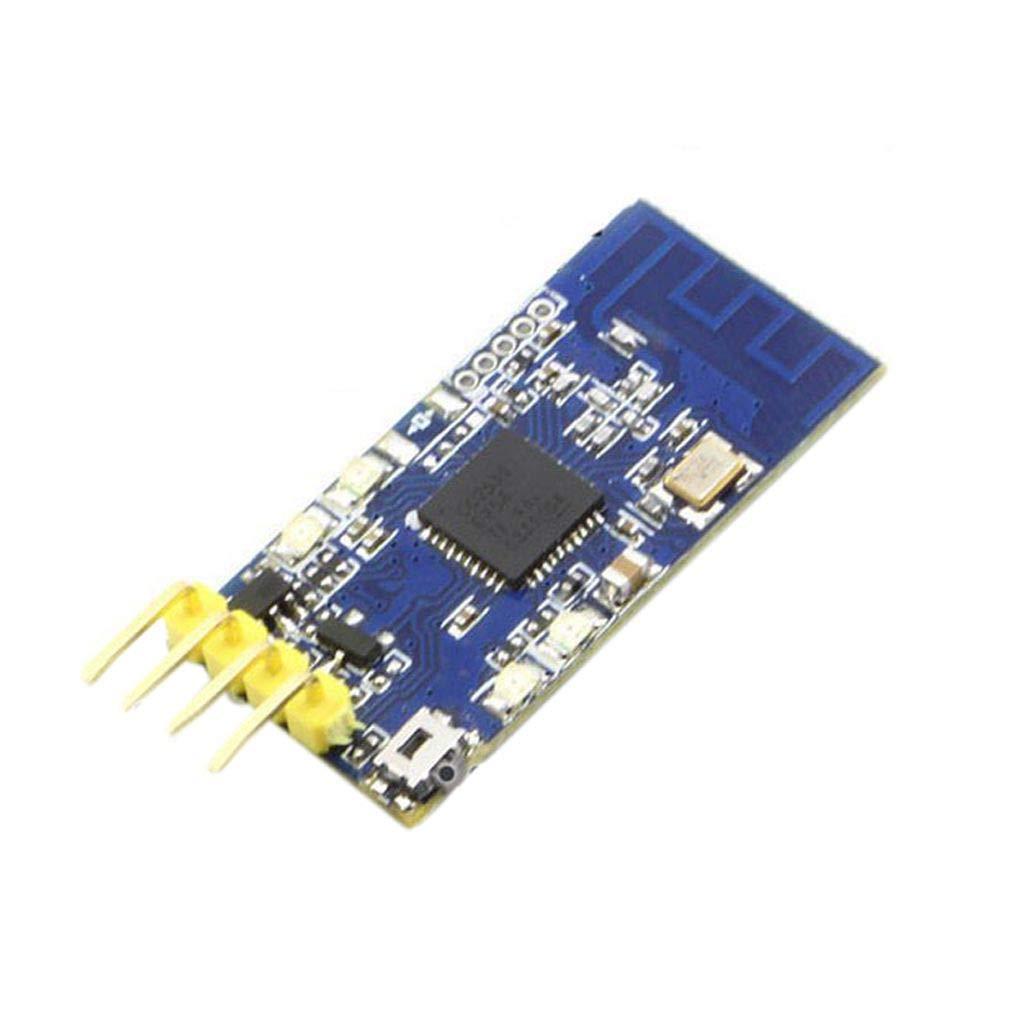 Lindahaot T/él/écommande sans Fil ZigBee CC2530 2.4G Transceiver Module s/érie Transmission de donn/ées TTL Module