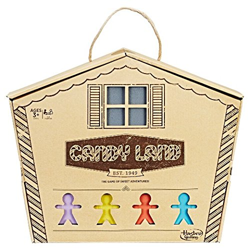 Candy Land - Rustic Series Board Game -
