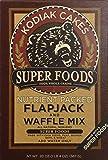 Kodiak Cakes Super Foods Flapjack and Waffle Mix, 20 Ounce, (Quinoa, Flax and Chia)