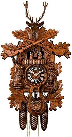 H nes Cuckoo Clock Hunting Clock HO 8634 5Tnu