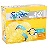 Swiffer 360 Dusters Refills, 10 Count Duster Refill (Pack of 2)