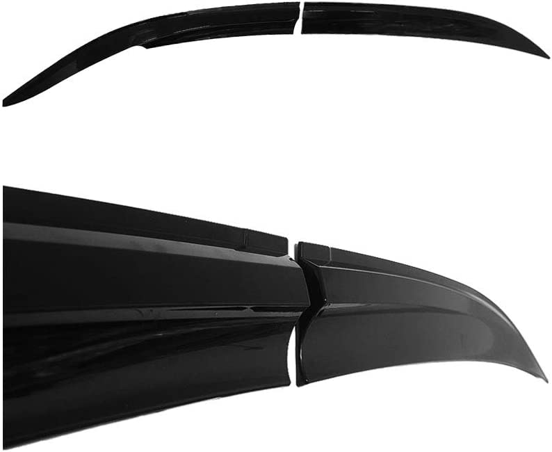 ClimAir CL 0042D Window Visors Dark compatible with Dacia Duster II 2018