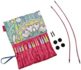 Denise Needles Denise2Go Interchangeable Knitting Tools Set, Gray