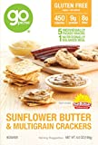 Kyпить GoPicnic Ready-to-Eat Meals Sunflower Butter & Multigrain Crackers, 6 oz boxes (Pack of 6) на Amazon.com