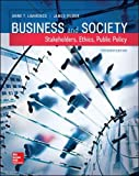 Kyпить Business and Society: Stakeholders, Ethics, Public Policy (Irwin Accounting) на Amazon.com