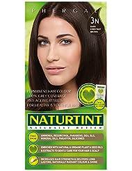 Naturtint Permanent Hair Colorant, Dark Chestnut Brown 3N