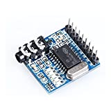 Puuli MT8870 DTMF Decoder Module for Arduino Relay Shield Telephone Voice Module