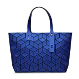 quilted foot stools - HGNBMG Women Geometry Quilted Handbag Geometric Casual Tote Shoulder Bag Diamond Bag 0006