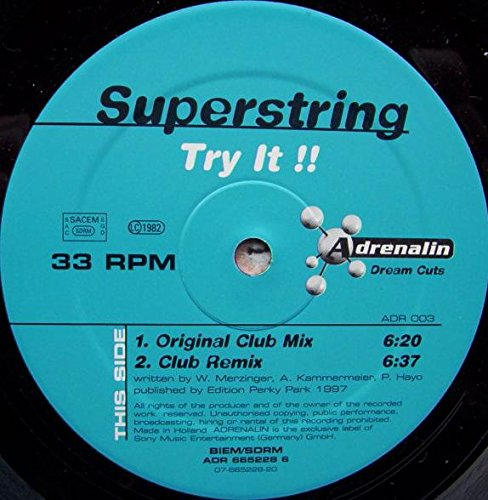 Superstring - Try It! - Zortam Music