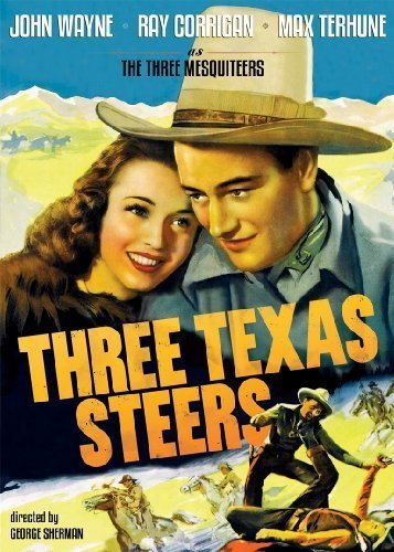 Three Texas Steers by Olive Films by George Sherman by Olive Films