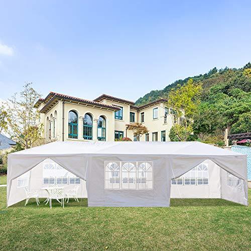 Henf 10x30'' Outdoor Wedding Party Tent