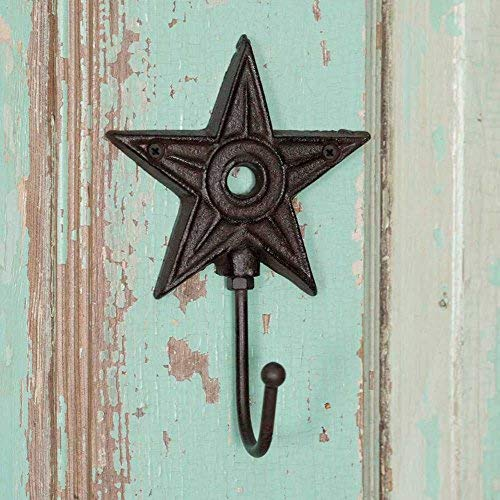 Hook Star Coat (Architectural Star Hook)