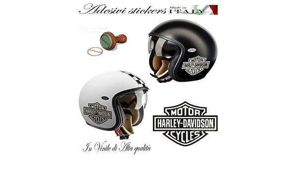 SKIN STICKER DECAL HARLEY DAVIDSON LOGO B & S CUSTOM X MOTOCICLETA: Amazon.es: Juguetes y juegos