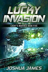 Lucky Invasion: Lucky's Marines   Book