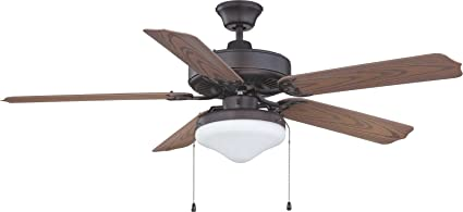 Ellington wod52abz5c all weather aged bronze 52 outdoor ceiling ellington wod52abz5c all weather aged bronze 52quot outdoor ceiling fan with light aloadofball Image collections