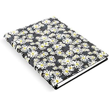 Amazon.com : Filofax Pocket Impressions Notebook, Blue and White ...