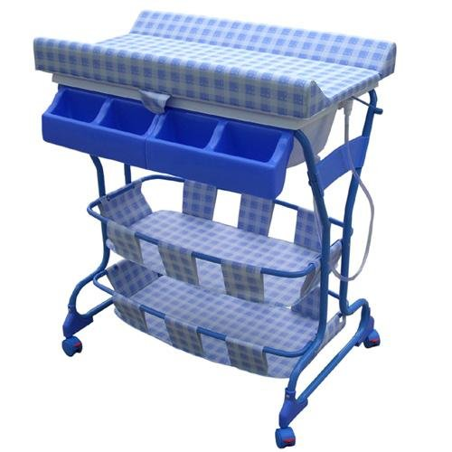 baby bathtub with stand - 4