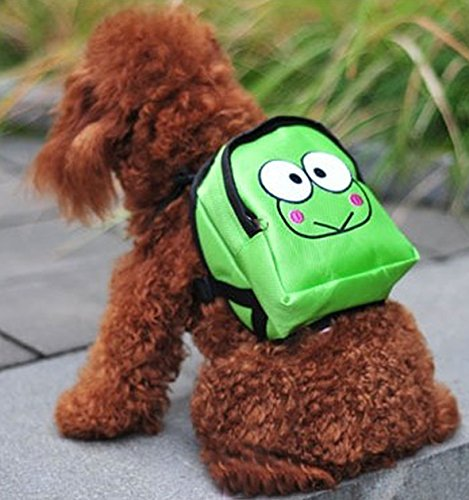 Mkono Catoon Cute Backpack for Small Dog
