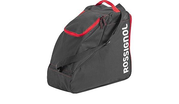 Rossignol Tactic Boot Bag Pro Bolsa Porta Botas, Unisex Adulto, Negro, 125