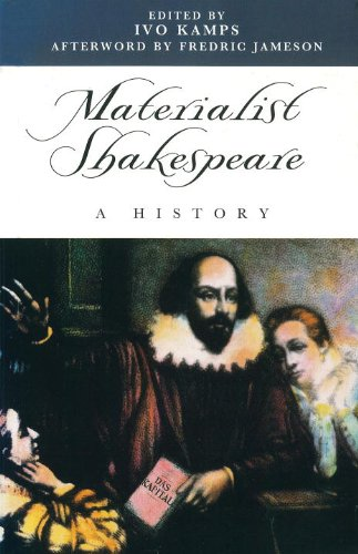 Materialist Shakespeare: A History