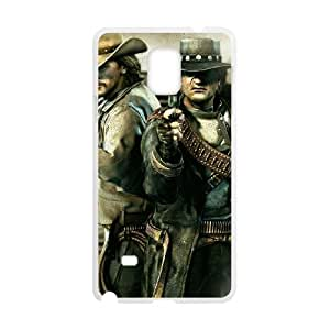Call of Juarez Bound in Blood Samsung Galaxy Note 4 Cell Phone Case White cover xlr01_7701767