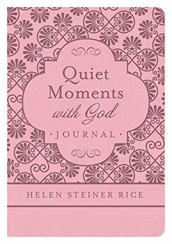 Helen Steiner Rice: Quiet Moments with God Journal