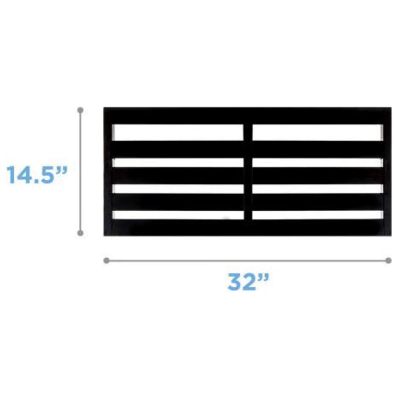 Pedaltrain NOVO 32 5-RAIL 32 x 14.5 PEDALBOARD w/Soft Case and ...