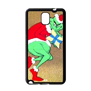 Christmas The Grinch for SamsSung Galaxy Note 3 Case