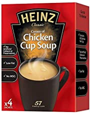 Heinz Cream of Chicken Cup Soup 68g