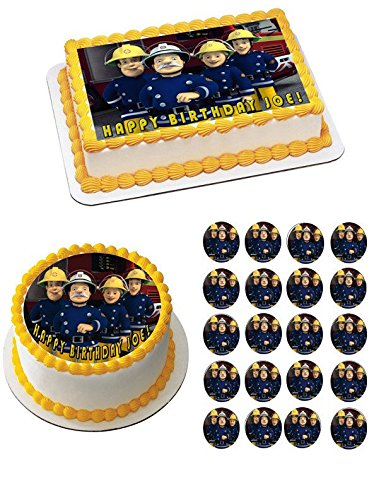 Fireman Cake Toppers Shop Fireman Cake Toppers Online