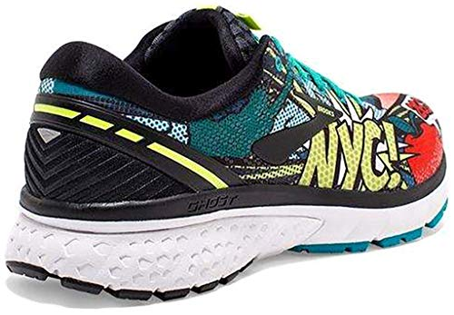 green Multicolore Brooks Nyc Scarpe black Ghost popart Running 11 Donna 041 YqHU8