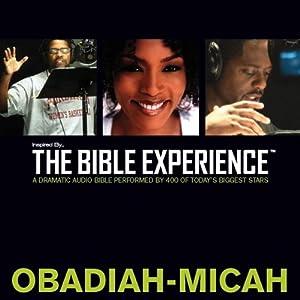 Obadiah-Jonah-Micah Audiobook