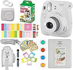 Image of the product Fujifilm Instax Mini 9 that is listed on the catalogue brand of BREXONIC.