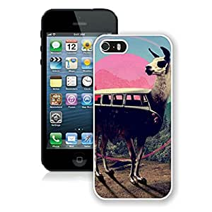 Llama iPhone 6 6s Case White Cover by ruishername