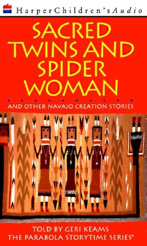 Sacred Twins and Spider Woman Audio (Parabola Storytime Series)