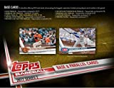 2017 Topps Baseball Factory Sealed 10 Pack Box - Fanatics Authentic Certified - Baseball Wax Packs