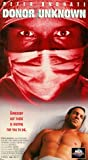 Donor Unknown [VHS]