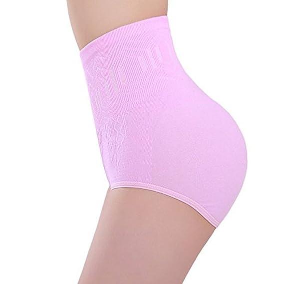 9af929cdefbc0 Women High Waist Underwear Tummy Control Body Shaper Briefs Slimming Pants Belly  Control Panties Postnatal Body