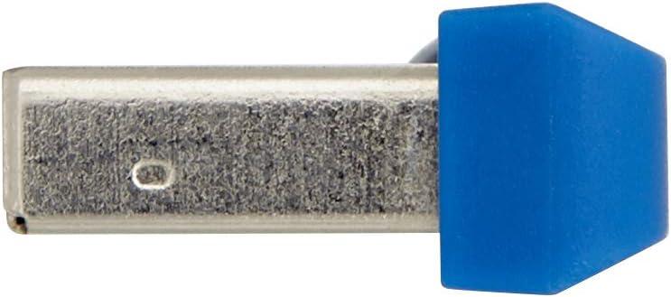 64GB USB Flash 3.0 NANO Storen/´Stay Blue Verbatim P-blister,Blue,98711
