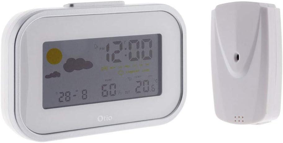 Otio VeKa/ /Estaci/ón meteorol/ógica con Sensor inal/ámbrico