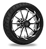 Xtreme Machine 17 X 6 Launch Rear Bmp 9269-7716R-XLA-BMP
